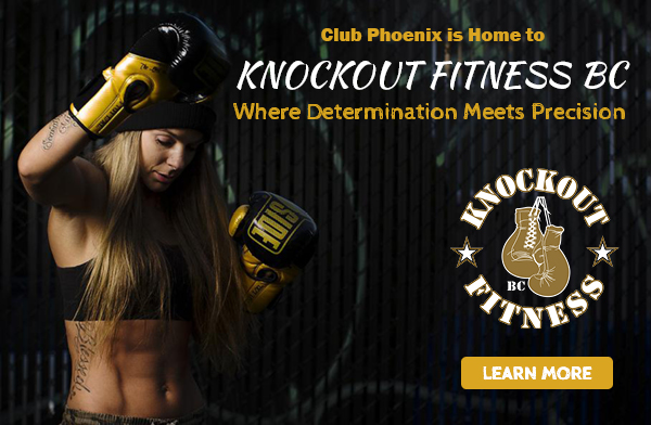 Knockout Fitness BC Boxing