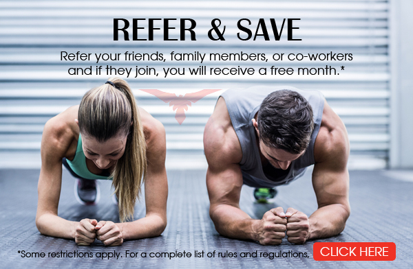 Refer A Friend Promotion!