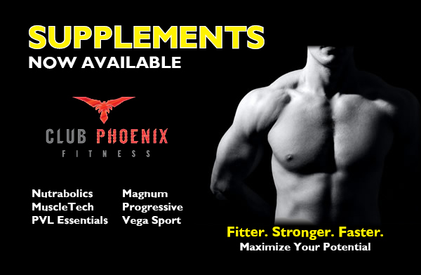 Supplements Now Available