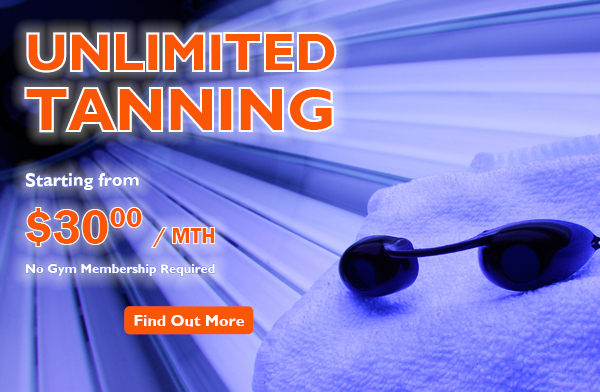 Unlimited Tanning